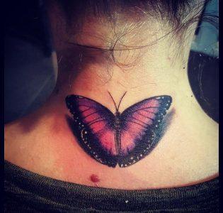 Nek butterfly