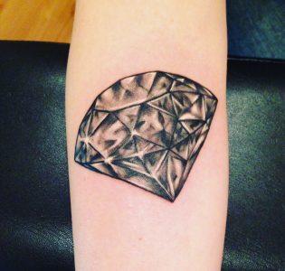 Diamond shade